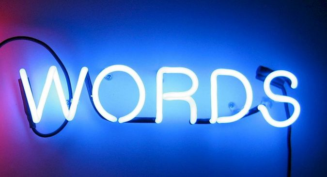 few-words-675x365 11 Tips on Mixing Antique and Modern Décor Styles