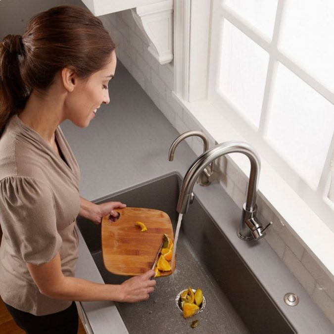 garbage-disposal-sink-675x675 10 Tips to Buy Best Garbage Disposals for Different Waste Types