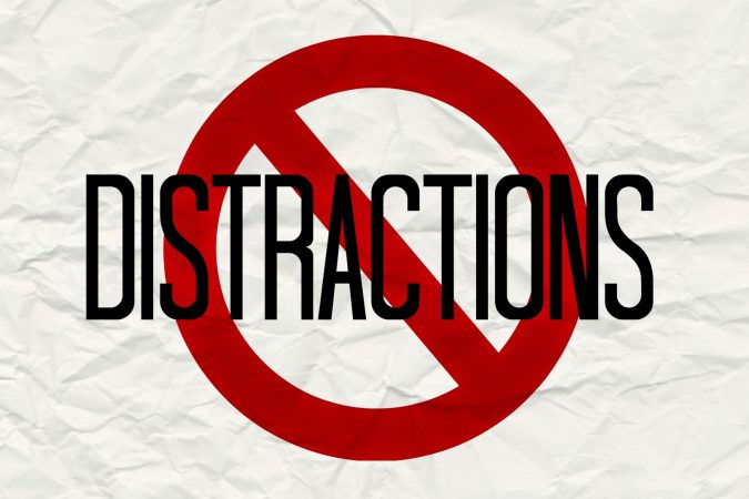 no-distractions-675x450 7 Ideas for Improving Your Productivity In College