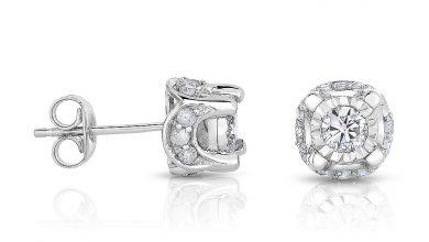 Photo of 12 Diamond Teardrop Earrings Hot Designs For Women