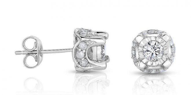 12 Diamond Teardrop Earrings Hot Designs For Women ...