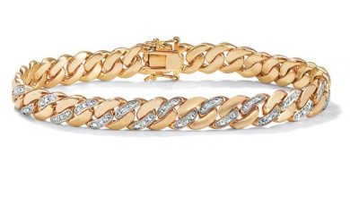 Photo of 18 Hot Gold Link Bracelets Designs