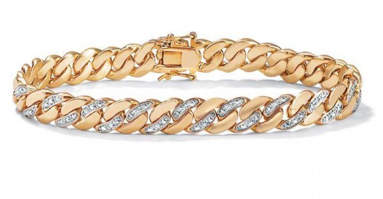 Photo of 18 Hot Gold Link Bracelets Designs