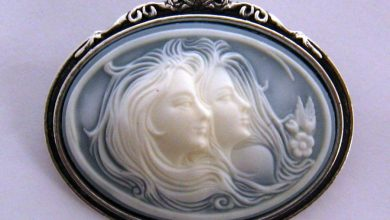 Photo of 20 Women Cameo Brooches You'll Only See Here!