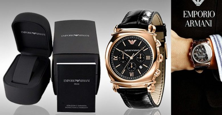Photo of 21 Most Stylish Armani Watches For Men