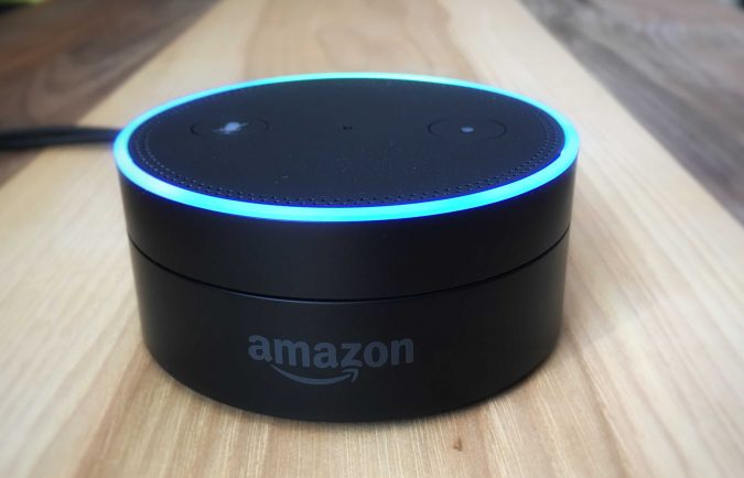 Amazon_Echo_Dot-675x434 Why Invest in a Smart Home?