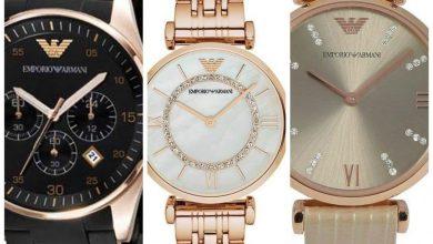 Photo of Best 7 Armani Ladies Watches Designs