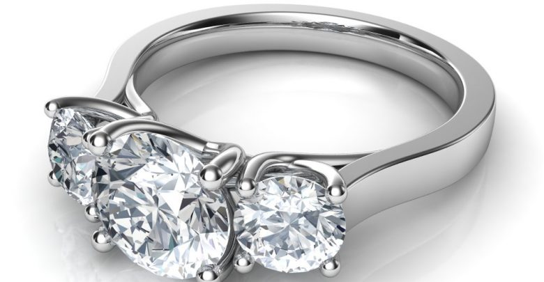 Photo of Best 3 Stone Diamond Engagement Rings For Sale