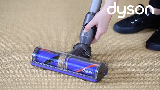 Brush-Heads-675x380 Dyson V10 Animal Review