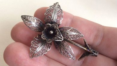 Photo of Buying Sterling Silver Brooches and Pins Online