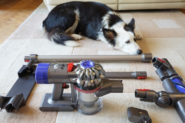 Dyson-Animal-accessories Dyson V10 Animal Review