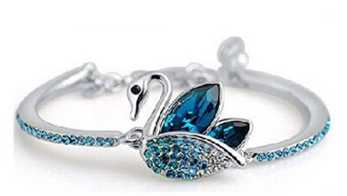 Photo of Fancy Blue Diamond Bracelets (Hot Designs)
