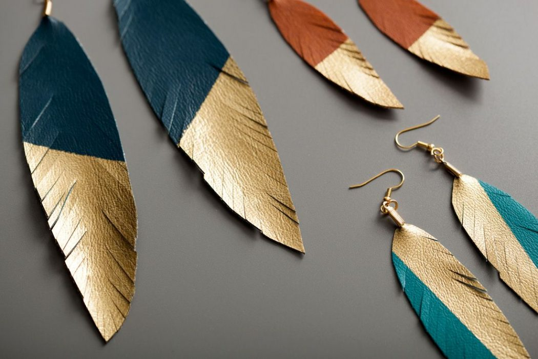 Hottest-Long-Feather-Earrings-Great-Colors 3 Tips to Help You Avoid Bankruptcy