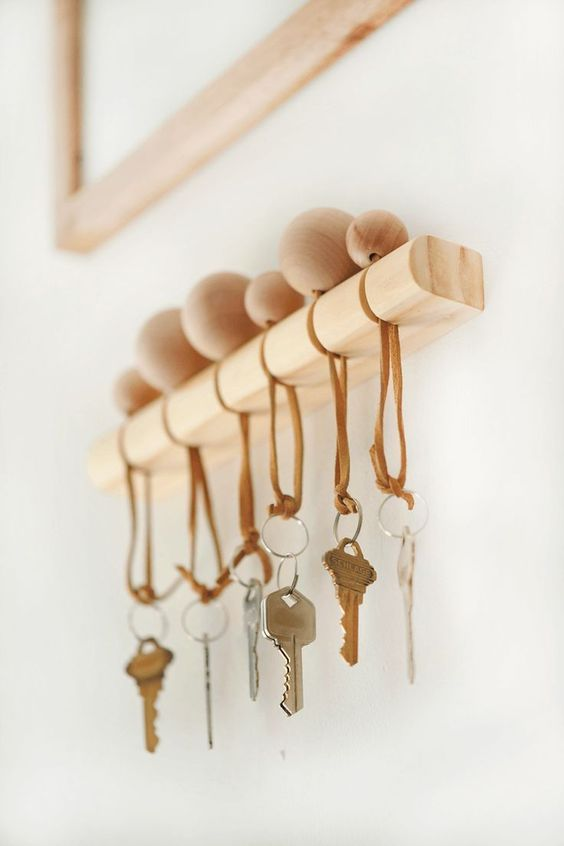 Keyholders-home-decoration 10 Awesome Decor Ideas to Borrow from Pinterest Influencers