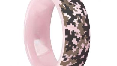 Photo of More Reasons to Get Men's Pink Ceramic Wedding Bands