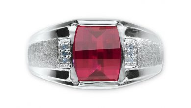 Photo of Most Stylish Men's Ruby Rings Designs