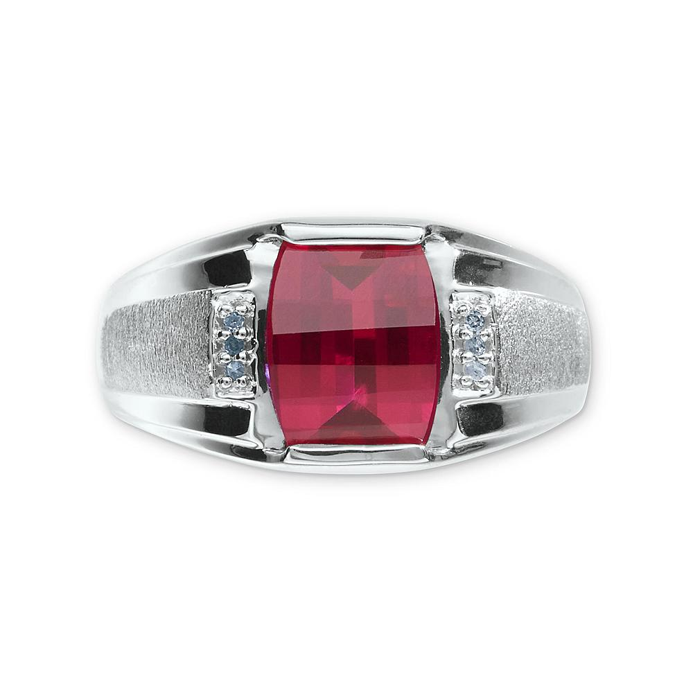 Most Stylish Men S Ruby Rings Designs Pouted