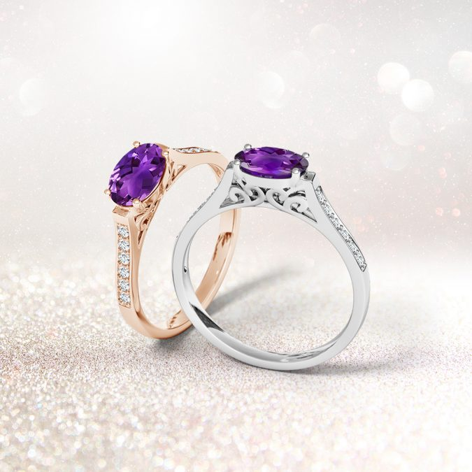 Pouted_East-West-Setting-675x675 7 Engagement Ring Trends You Shouldn't Miss