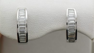 Photo of Princess Cut Diamond Hoop Earrings: Styles You Should See