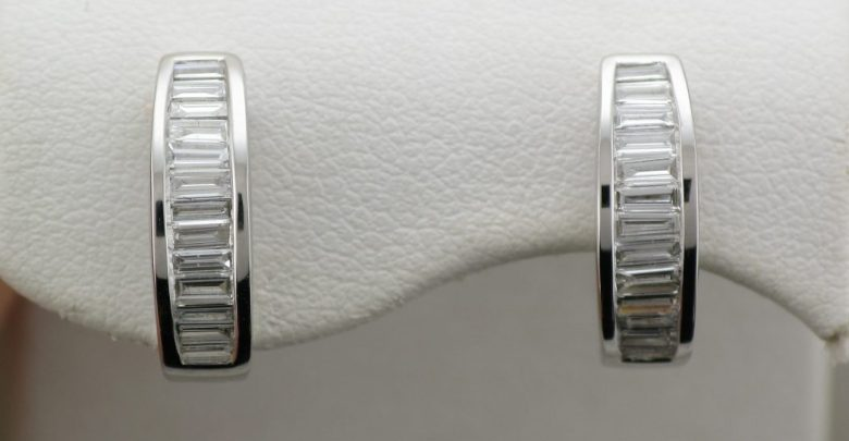 Photo of Princess Cut Diamond Hoop Earrings: Styles You Should See