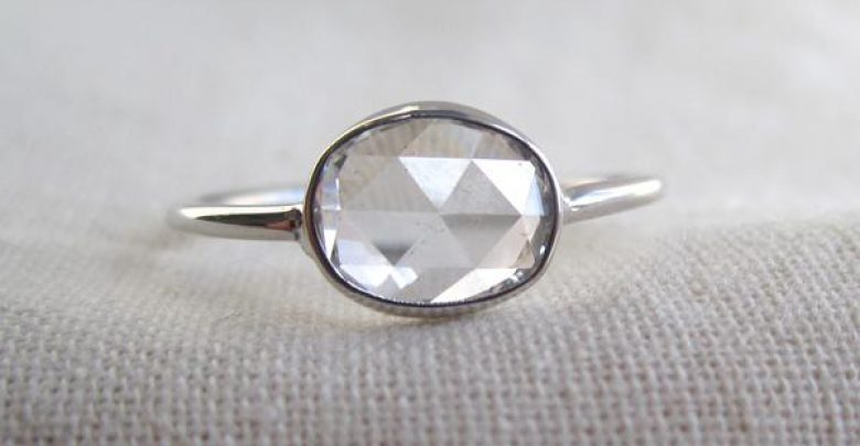 Photo of Rose Cut Diamond Engagement Rings