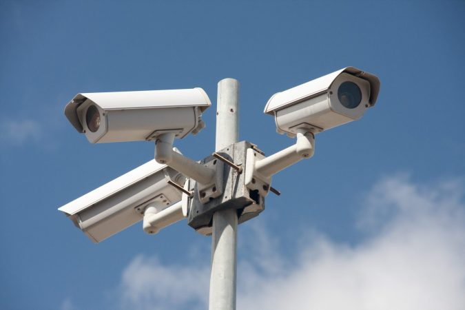 Security-Camera-675x450 5 Ways For a More Secure Home