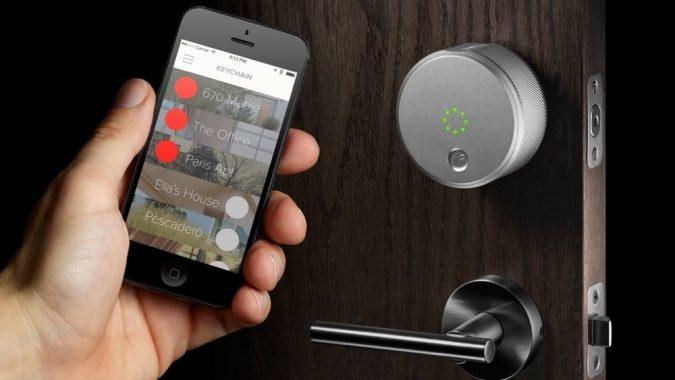 Smart-Door-Lock-675x380 Why Invest in a Smart Home?