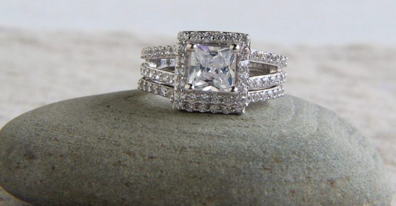 Photo of Sterling Silver Wedding Sets