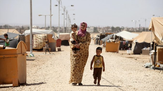 Syrian-refugee-in-jordan-675x380 Top 15 Countries That Welcome Refugees