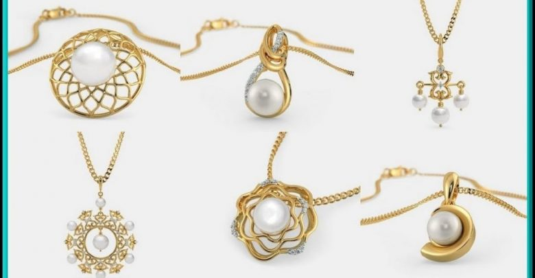 Photo of The 29 Most Popular Gold Pendant Designs For Women