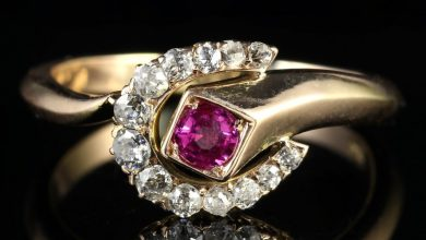 Photo of 32+ Most Elegant Genuine Ruby Rings For Women