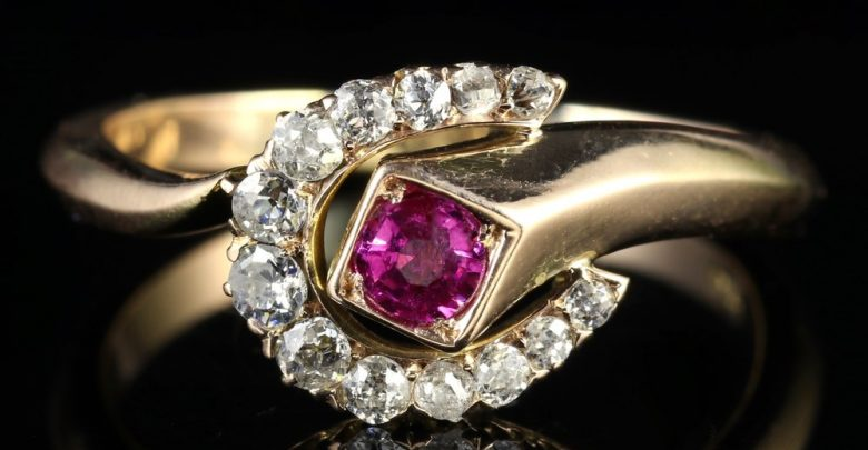 Photo of The 32 Most Elegant Genuine Ruby Rings For Women 2019