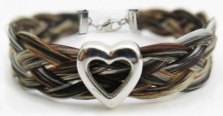 Photo of The 33 Most Popular Horse Hair Jewelry Designs