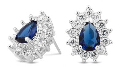 Photo of The 43 Hottest Gemstone Drop And Stud Earrings Designs for Women
