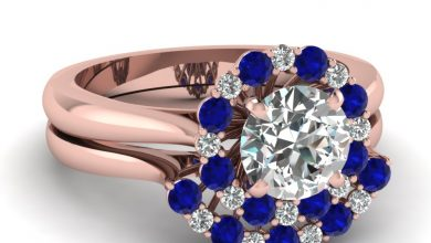 Photo of The Most Stylish Gemstone Engagement Rings