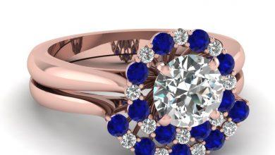Photo of The Most Stylish Gemstone Engagement Rings