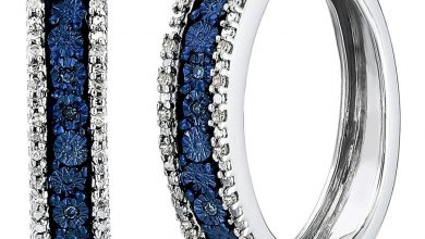Photo of These Are The BEST 32 Diamond Hoop Earrings You'll See (Plus Shopping Tips)