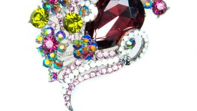 Photo of Top 10 Gemstone Brooches For Women