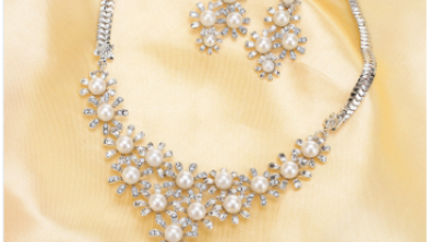 Photo of Top 20 Pearl Gold Necklace Designs