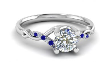 Photo of Top 21 Blue Sapphire Engagement Rings Designs