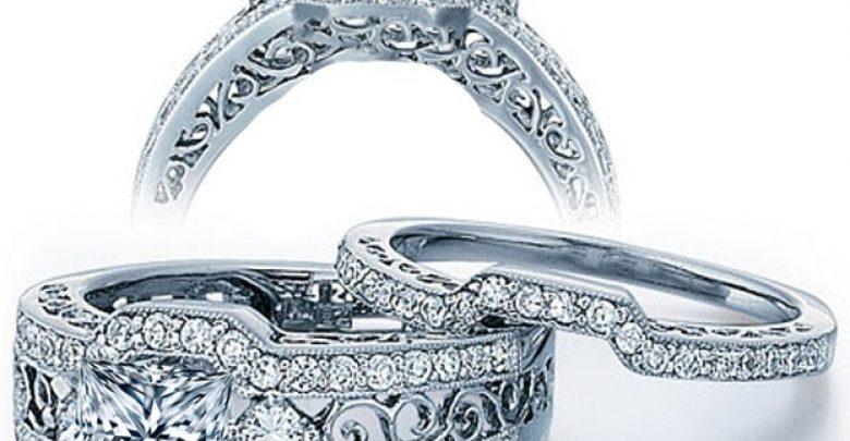Photo of Vintage Wedding Ring Sets