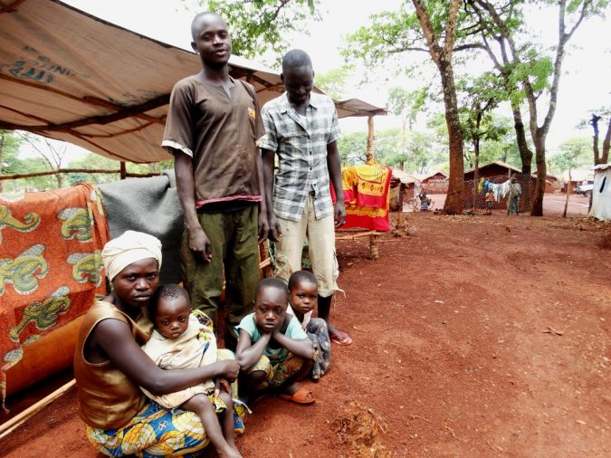 burundian-refugee-family-tanzania-675x506 Best 7 Solar System Project Ideas