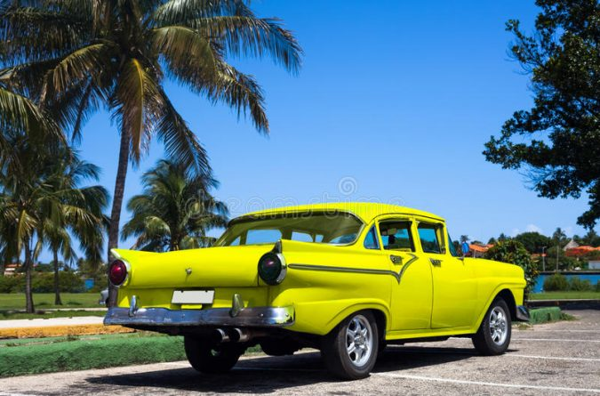 cuba-yellow-car-675x445 Special Occasions to Rent a Luxury Car