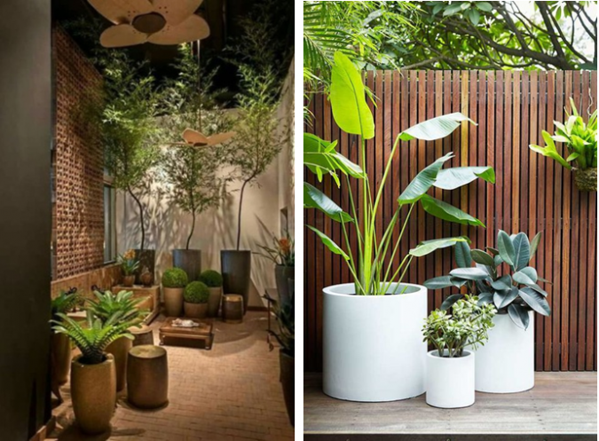 home-garden-plant-pots-675x497 10 Garden Trends around the World that You Haven't Heard of