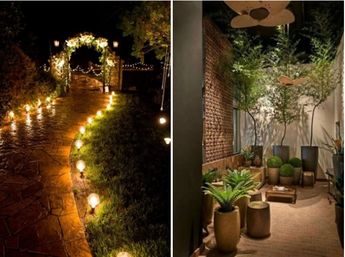 home-gardens-lighting-2-675x503 10 Garden Trends around the World that You Haven't Heard of