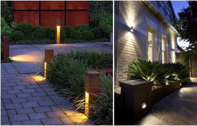 home-gardens-lighting-675x430 10 Garden Trends around the World that You Haven't Heard of