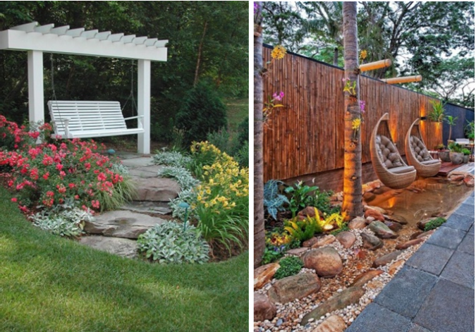 home-gardens-swings-675x471 10 Garden Trends around the World that You Haven't Heard of