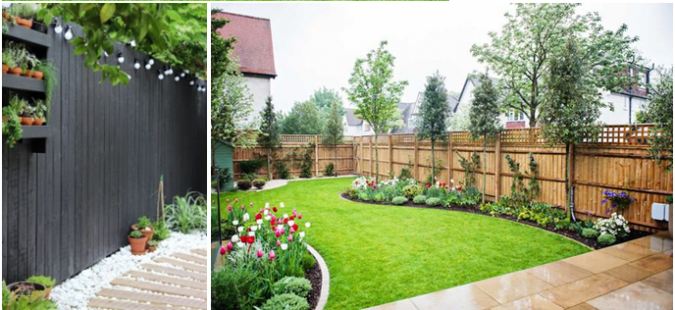 home-gardens-wooden-fences-675x310 10 Garden Trends around the World that You Haven't Heard of