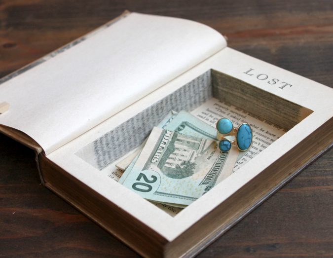 how-to-make-your-stash-book-675x523 5 Ways For a More Secure Home