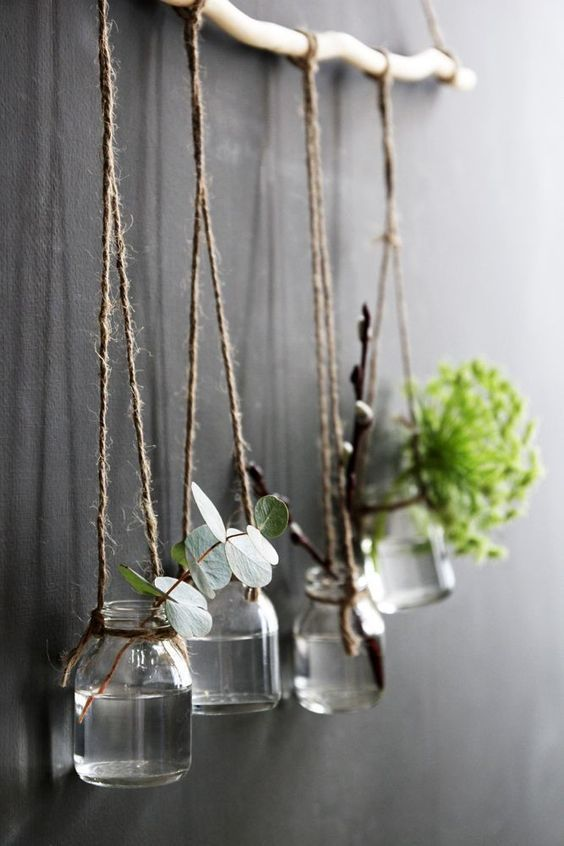 jars-home-decoration 10 Awesome Decor Ideas to Borrow from Pinterest Influencers